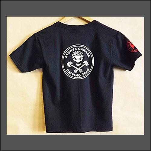SC Black Kids Driving Team T-Shirt – $20