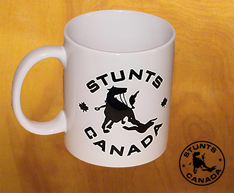 Stunts Canada Mug – $10
