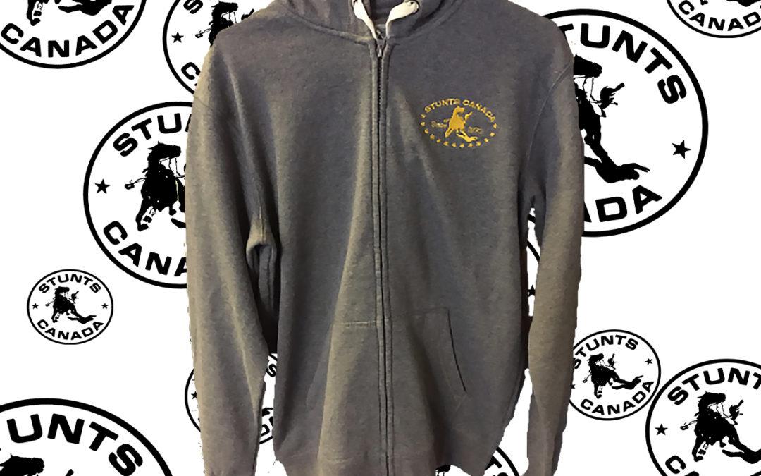 SC Grey Hoodie – $70
