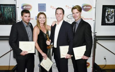 Stunts Canada Members Win Best Stunt at UBCP/ACTRA Awards 2017!