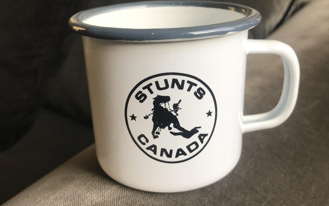 SC Enamel Mug – $15.50