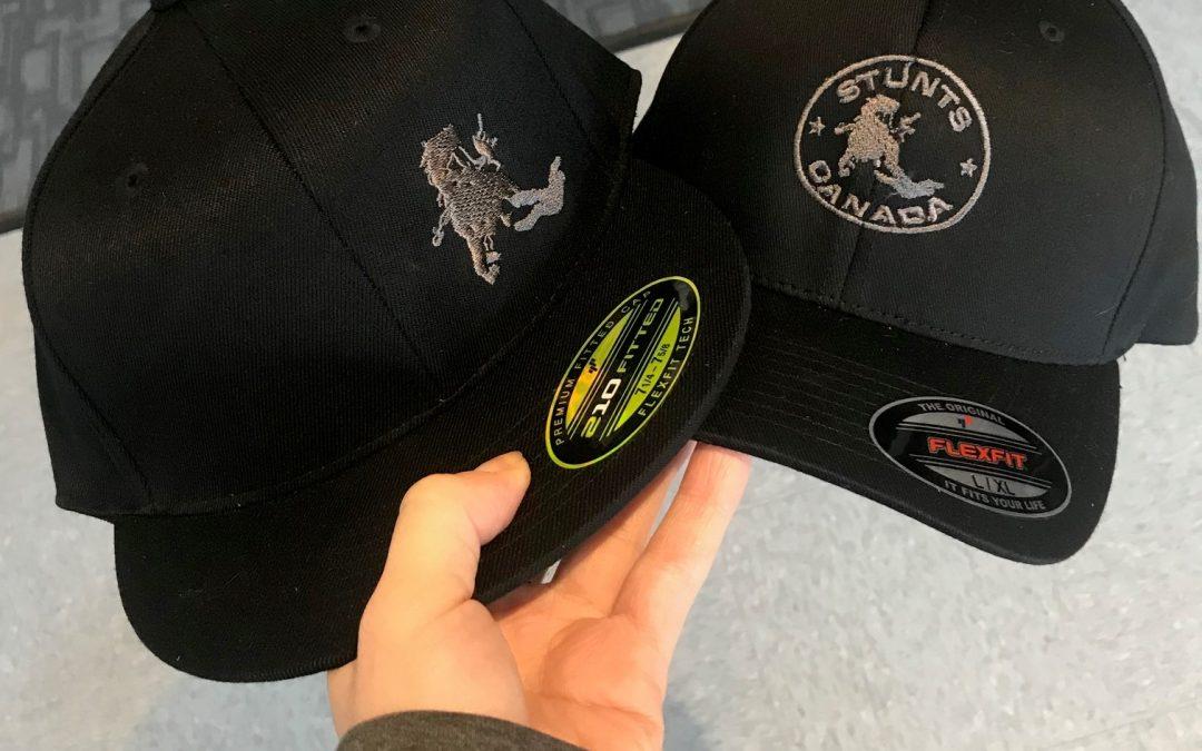 SC FlexFit Hats [Baseball or Flat Brim Style] – $30